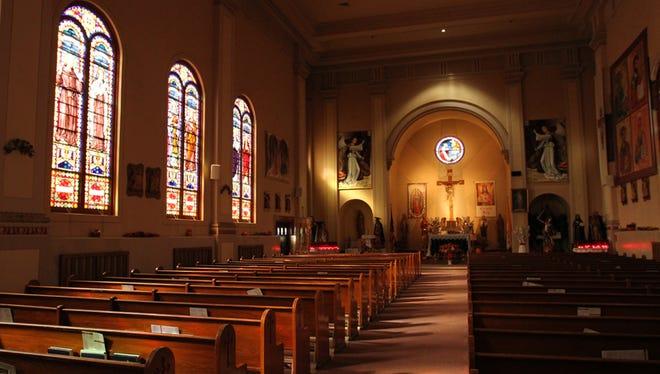 St. Roch Church in Staten Island, N.Y.