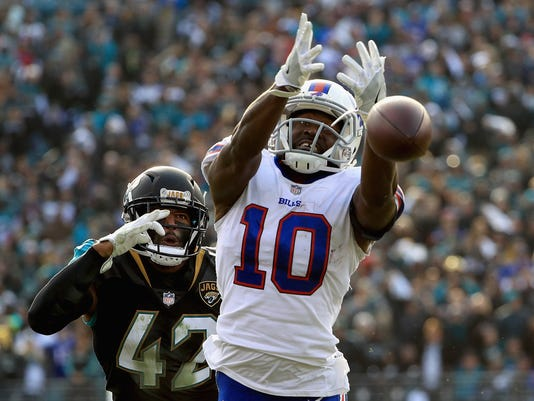 Wild Card Round - Buffalo Bills v Jacksonville Jaguars
