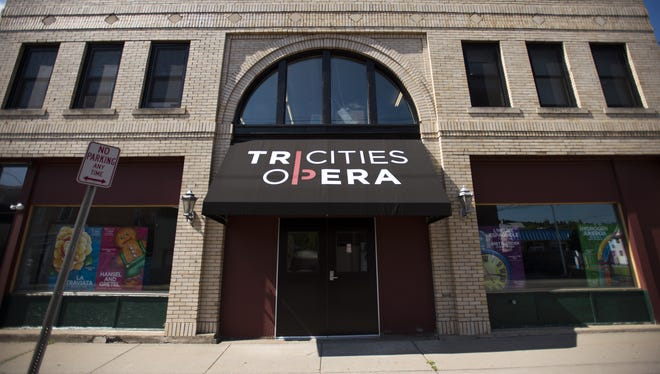 Tri Cities Opera at 315 Clinton Ave. in Binghamton.