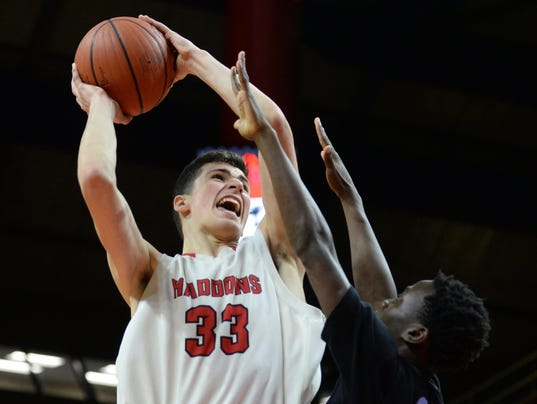 Haddonfield boys hoops wins Group 2 state title