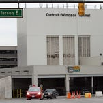 This Detroit-Windsor Tunnel has been open for 85 years.