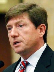 State Rep. David Baria, D-Bay St. Louis