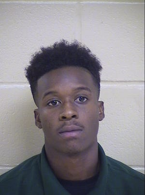 Antonio Thomas, 18, was arrested Friday morning in connection with a Wednesday night shooting.
