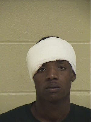 Cedric Johnson, 22, was arrested in connection with a Feb. 3 armed robbery of a southeast Shreveport Thrifty Liquor.