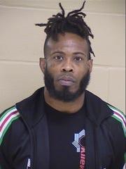 Kendrik Williams, 33, of the 4200 block of Wildwood