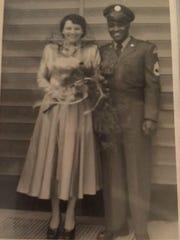 Herman Sr. and Martha Edwards.