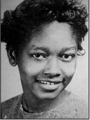 Claudette Colvin was arrested after refusing to give up her seat on a bus bound for Capitol Heights in March 1955.