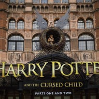 Jack Taylor, Getty Images LONDON, ENGLAND - JUNE 08: A general view of The Palace Theatre, following the first preview of the Harry Potter and The Cursed Child play last night, on June 8, 2016 in London, England. The new Harry Potter play follows on from the British author J.K. Rowling's acclaimed series of books about a boy wizard. (Photo by Jack Taylor/Getty Images) ORG XMIT: 645866265 ORIG FILE ID: 538818606