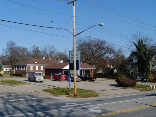 A new UDF is proposed for this service station property