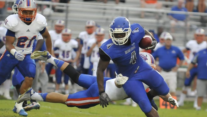 Heritage and Bolles met last season in a game featuring two FHSAA playoff contenders.