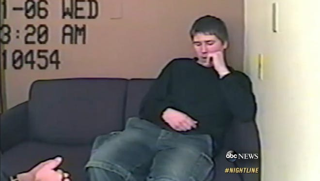 "Brendan Dassey's confession was the subject of a segment on Tuesday night's ""Nightline"" on ABC."