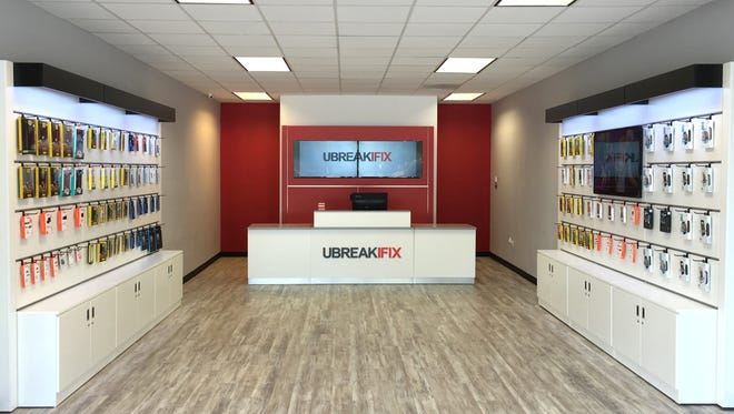 uBreakiFIX opened in Lafayette this past Monday at 3515 South St.