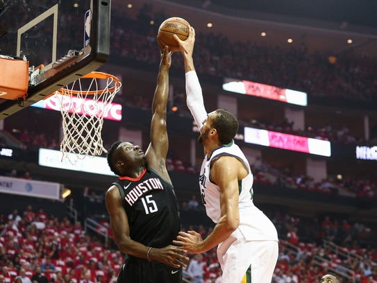 Chris Paul curse, be gone: Rockets on verge of conference ...