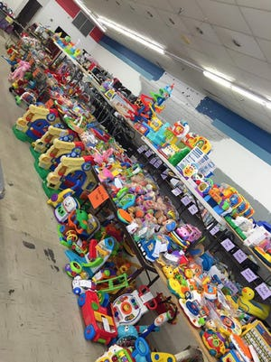 Encores and More Consignment Sale, one of Middle Tennessee's largest and longest running consignment sales, is celebrating its 25th year.