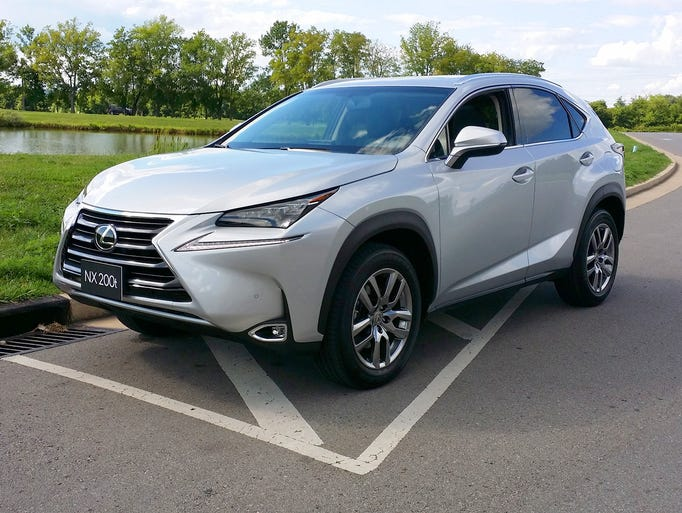 Lexus created the luxury-utility crossover category