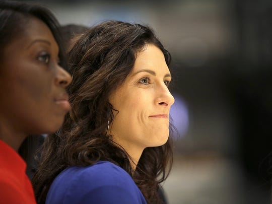 Stephanie White guided the Fever to the WNBA Finals in her first year in charge last season.