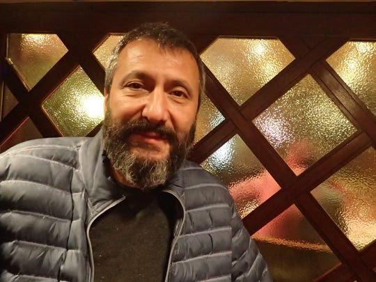 Music producer Ahmet Celenk,58, sees an opportunity