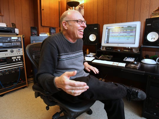 "Larry Alexander, a music engineer and producer at his home studio in Valley Cottage, worked on Bruce Springsteen's ""Born to Run"" at the 914 Sound Studios in Blauvelt 40 years ago."