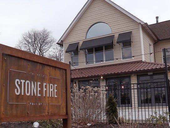Stone Fire restaurant on Lexington Avenue in Mt. Kisco