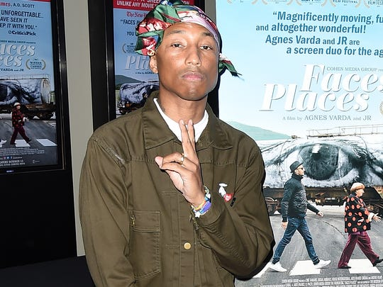 Pharrell Williams is back with new music as N.E.R.D.