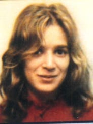 Patricia Ives, 25, found Oct. 27, 1989, behind the