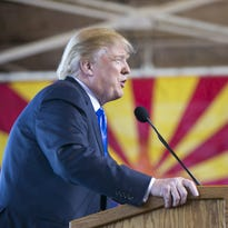 Here's a list of Donald Trump protests, rallies planned in Phoenix