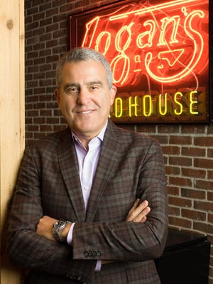 Hazem Ouf is the new CEO of Logan's Roadhouse.