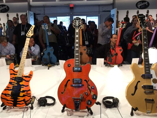 FILES-US-MUSIC-BANKRUPTCY-GIBSON
