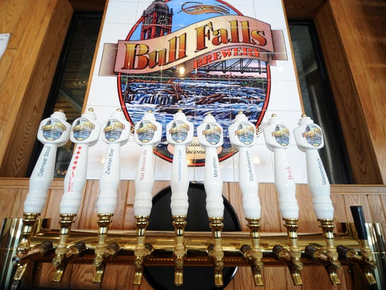 Bull Falls Brewery will hold its Blas Fest this Sunday,