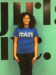 Naomi Carter began attending Girls Inc. when she was in third grade. Eight years later, she's received a $20,000 scholarship from the national organization.