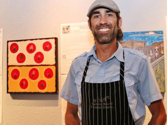 Jayson Khademi: Owner, Saffron JAK Stonebread Bakery