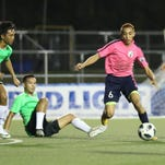GFA Cup semifinals will feature Islanders FC vs. Strykers I, Rovers vs. Bombers FC