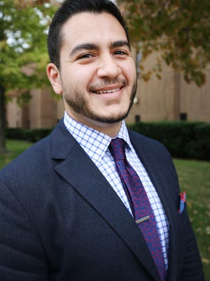 Dr. Abdul El-Sayed is running for Michigan Governor in November 2018.