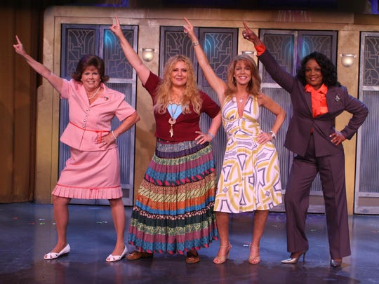 """Menopause the Musical"" comes Sunday, Aug. 18 to the Tower Theater in Fresno."