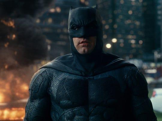 Batman (Ben Affleck) needs to put together a supergroup