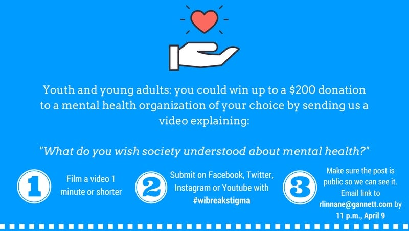 Video contest: Submit video about mental health