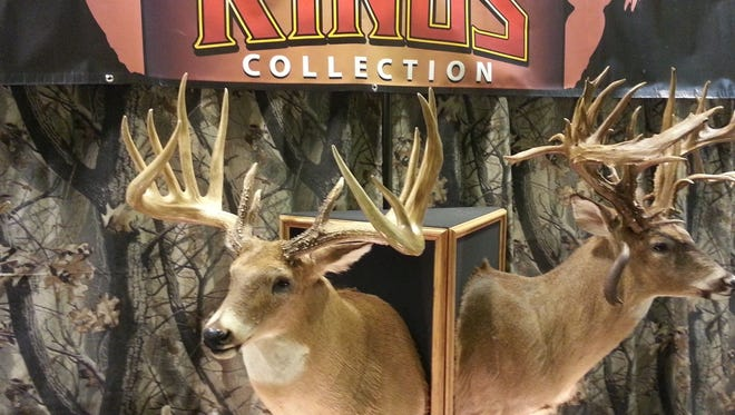 The Central Wisconsin Deer & Hunting Expo is scheduled for February 13 to 15.