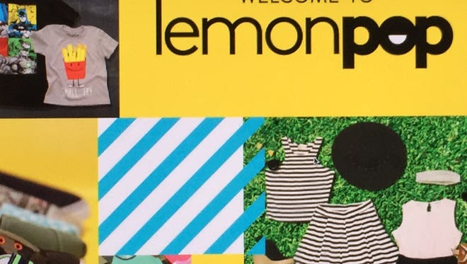Family clothing store LemonPop will hold a grand opening this weekend at its Ellisburg Circle store -- the first location in New Jersey