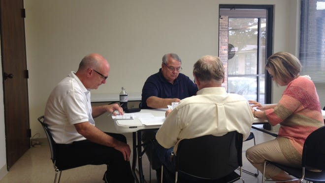 Members of the Madison County Election Commission met Tuesday to finalize the May 5 city election. They did not find any problems with the announced results.