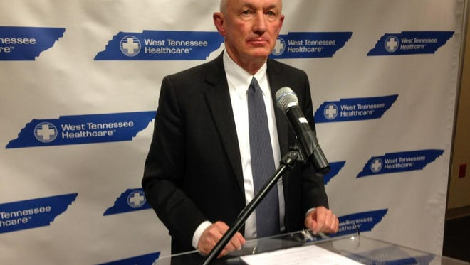 A proposed joint venture between West Tennessee Healthcare and HealthSouth to build a 48-bed inpatient rehabilitation unit at Jackson-Madison County General Hospital passed Tuesday.