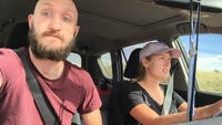 What would a road trip be without a little music? And a little singing?