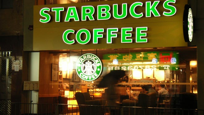 Starbucks is one of five new food and drink establishments coming to Harrah's in Murphy.