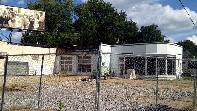 Plans for the new Red Hog craft butcher shop at 2622 Frankfort Ave. in Crescent Hill will be reviewed Aug. 24 by the Metro Board of Zoning Adjustment.