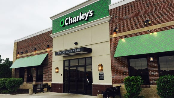 The Lafayette location of O'Charley's closed Sunday.
