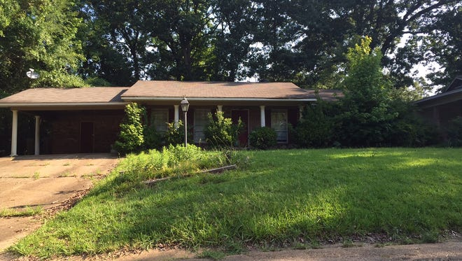 This house at 1788 South Haven Drive in Jackson sold in a state tax-forfeit auction.