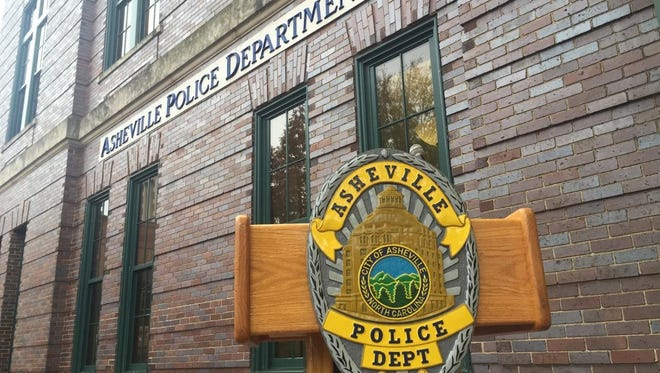 A press conference set for the Asheville Police Department.