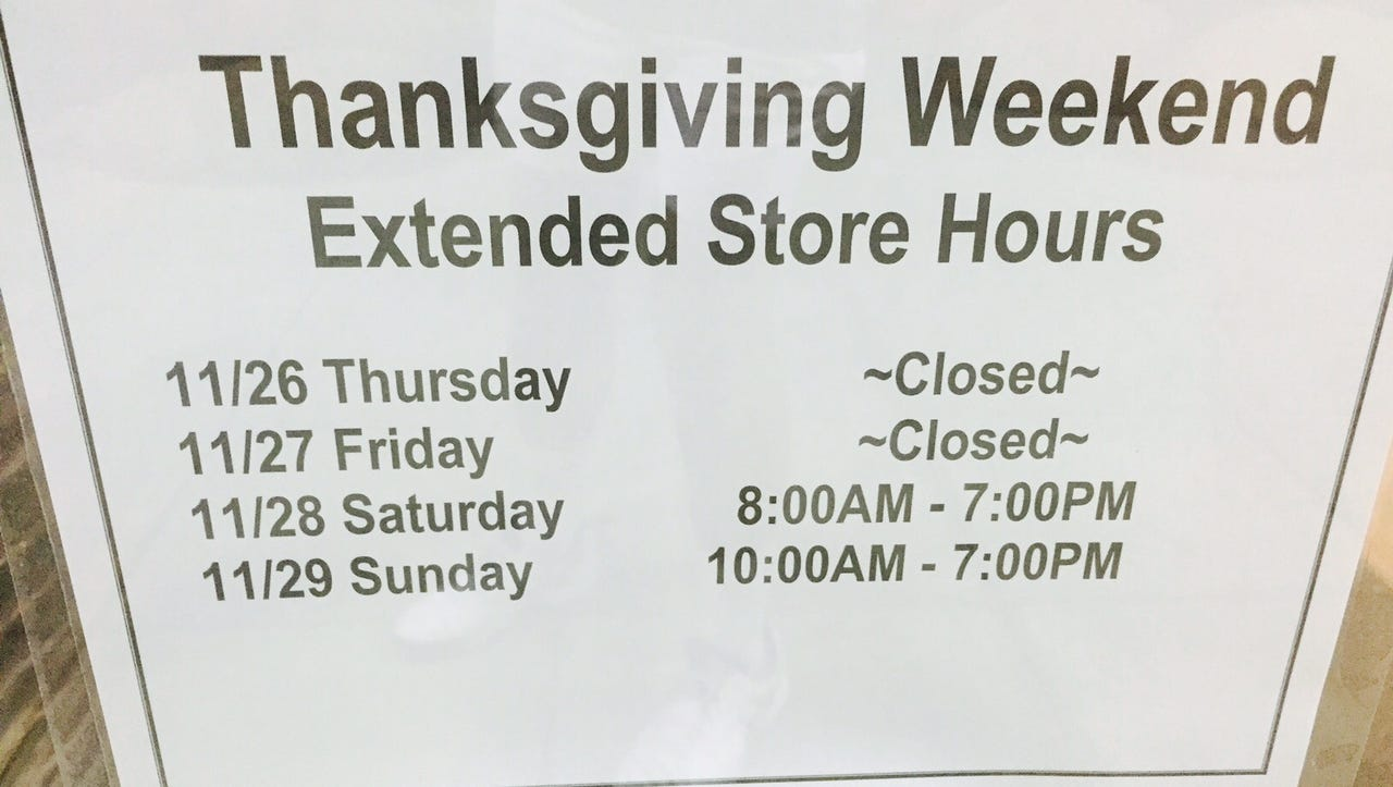 Store Mall Hours On Black Friday In Phoenix Area