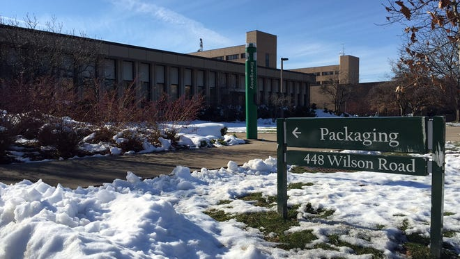 The MSU School of Packaging building was put on limited access Wednesday following a written threat against the building discovered Tuesday evening.