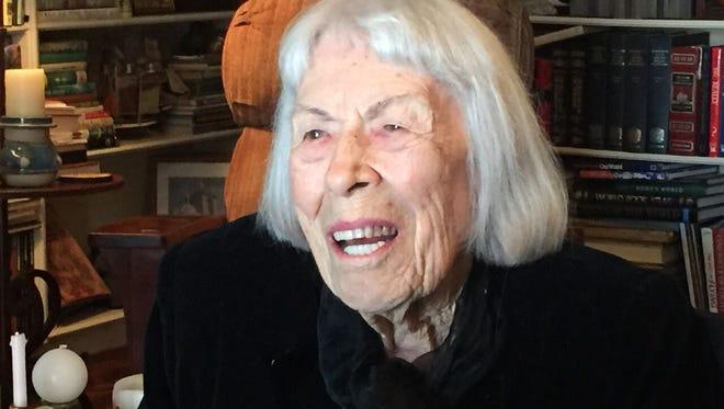 Retired UTEP Professor Lola Dawkins celebrates her 102nd birthday on Tuesday.