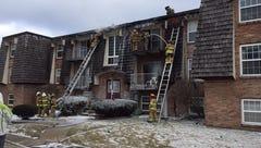 Fire at West Lafayette apartment complex